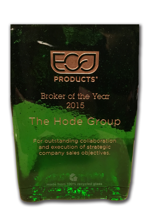 Eco-Products Broker of the Year
