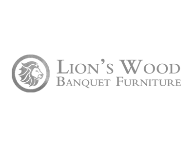 Lion's Wood Banquet Furniture